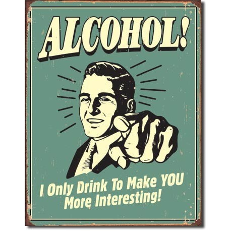 Alcohol - You Interesting