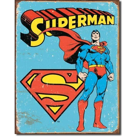 Superman - Retro