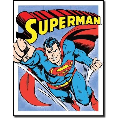 Superman - Retro Panels