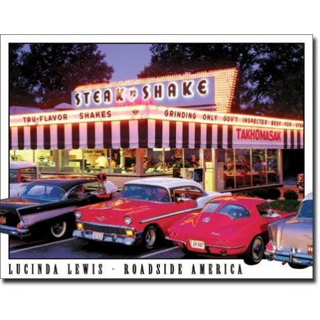 Lewis - Steak n Shake