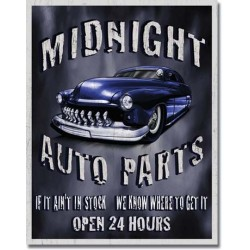 Legends -Midnight Auto Parts