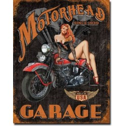Legends - Motorhead Garage