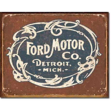 Ford - Historic Logo