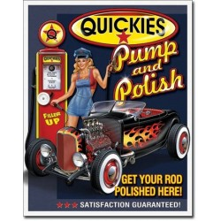 Quickies Pump & Polish