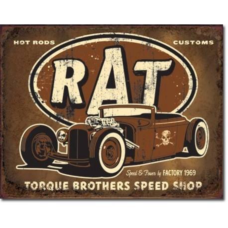 Torque - Rat Rod