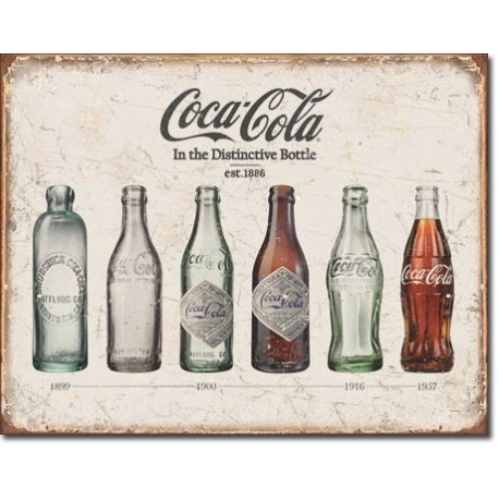 COKE - Bottle Evolution