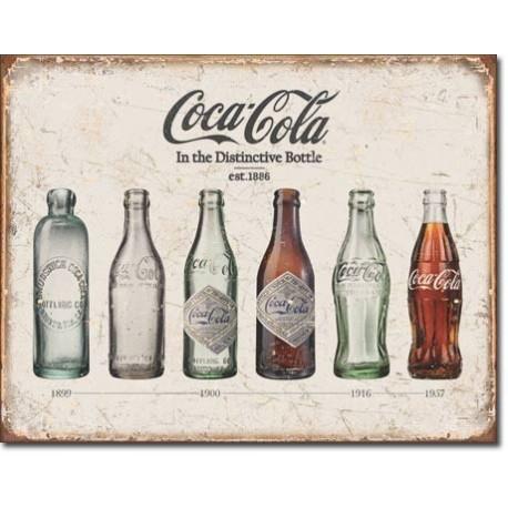 COKE - Bottle Evolution