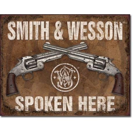 S&W Spoken Here