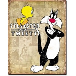 Tweety & Sylvester Retro