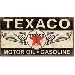 Texaco Winged Logo
