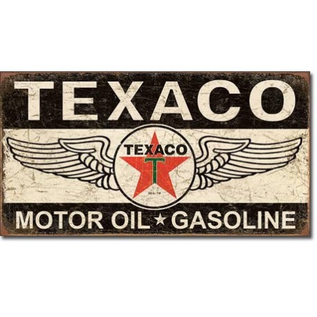 Texaco Winged Logo