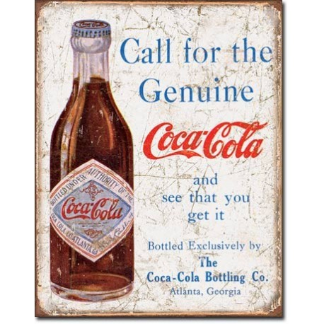 COKE - Call for the Geniune
