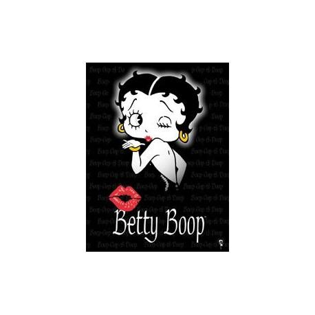Betty Boop Kiss