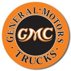 GMC Trucks Round