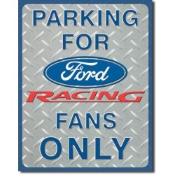 Ford Racing Parking