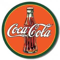 'COKE - Round 30''''s Bottle & Logo'''