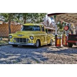 Pinstripe Classic truck