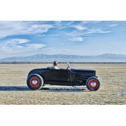 El Mirage Black Roadster