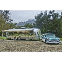 Airstream & Classic Car