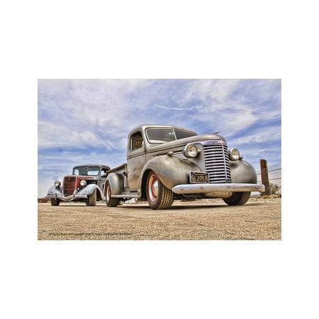 Classic 40's Truck