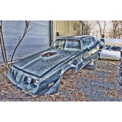 Classic Car Shell