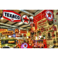 Texaco & Shell Collection