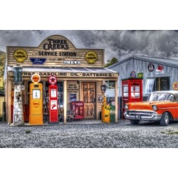 Three Creeks & Classic Car