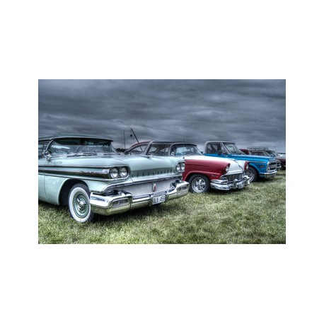 Classic Coupe Row