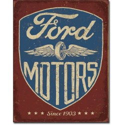 Ford Motors - Since 1903