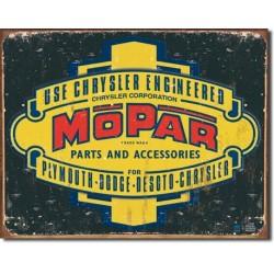 'Mopar Logo ''''37 - ''''47'''