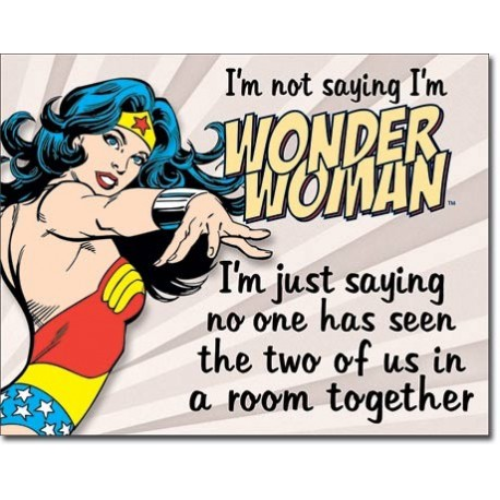 Wonder Woman - Same Room