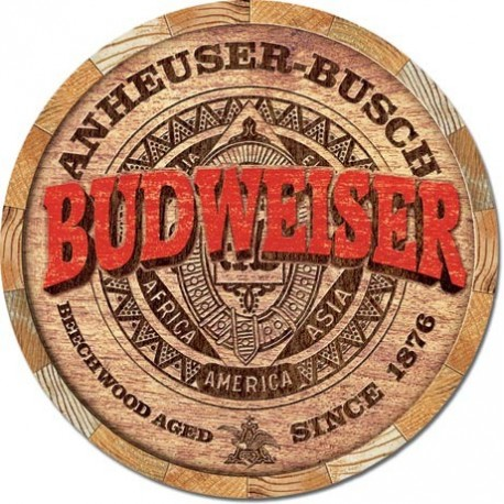 Budweiser Barrel End