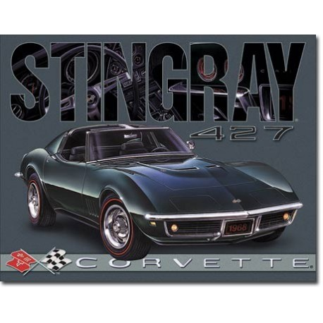 Corvette - 1968 Stingray