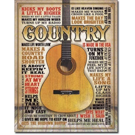 Country - Made in America
