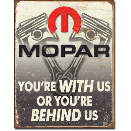 Mopar - Behind Us