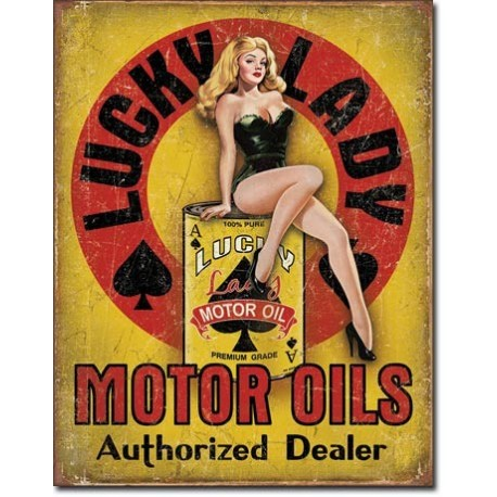 Lucky Lady Motor Oil