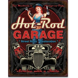 Hot Rod Garage - Pistons