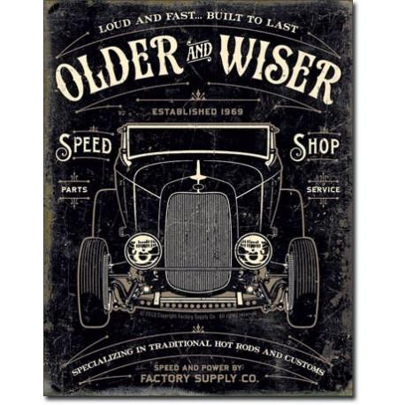 'Older & Wiser - 30''''s Rod'''