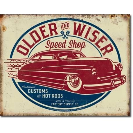 'Older & Wiser - 50''''s Rod'''