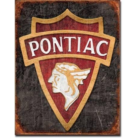 1930 Pontiac Logo